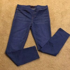 No Boundaries Size L Blue Jeggings